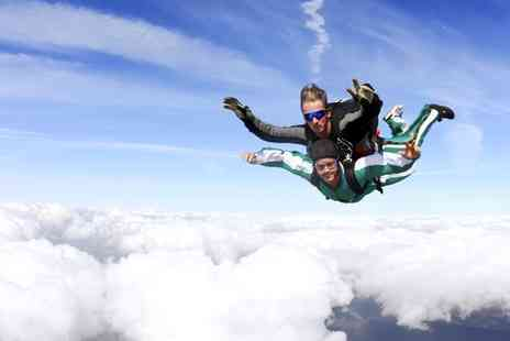 Paragon Skydiving Club - Tandem Skydive For One - Save 0%