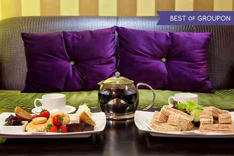 Hallmark Hotel Gloucester - Afternoon Tea For Two or Four - Save 0%