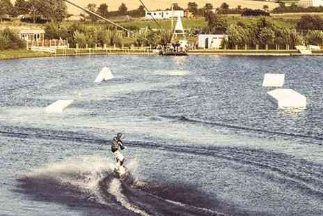 Blackpool Wake Park - 30 minute Wakeboarding Lesson  - Save 46%