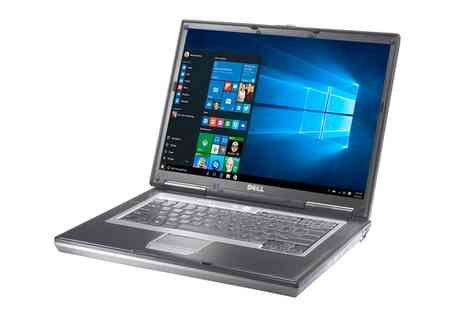 Titanium Computers - Refurbished Dell 14.1 inch Latitude D620  D630 Windows ten Laptop With Free Delivery - Save 0%