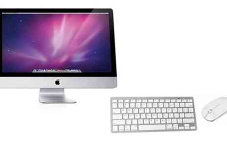 Titanium Computers - Refurbished Apple iMac 21.5 inch Core 2 Duo 3.06Ghz 500GB HDD 4GB, 8GB or 16GB RAM with Free Delivery - Save 0%