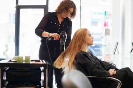 H's Salon - Cut, Blow Dry and Conditioning Treatment - Save 50%
