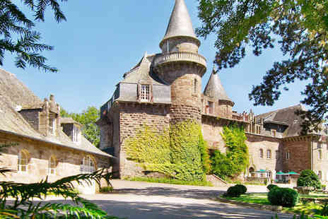 Chateau de Castel Novel  - Four Star chateau and award winning restaurant at the gateway to Dordogne - Save 53%