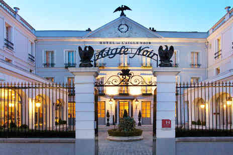 Aigle Noir Hotel  - Star in your own French Romance near the Palace of Fontainebleau  - Save 58%