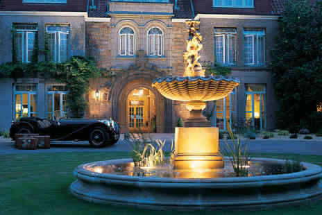Longueville Manor - Five Star 4 nights Stay in a Deluxe Room - Save 29%