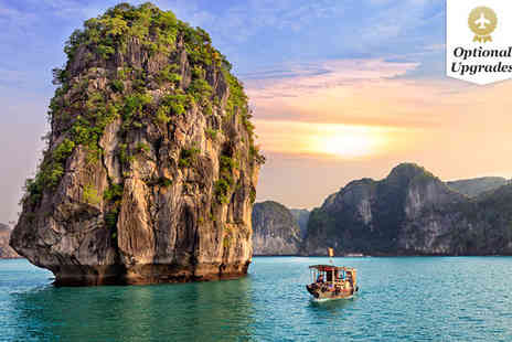 Discover Vietnam -  Four Star 13 nights in accommodation as per itinerary - Save 0%
