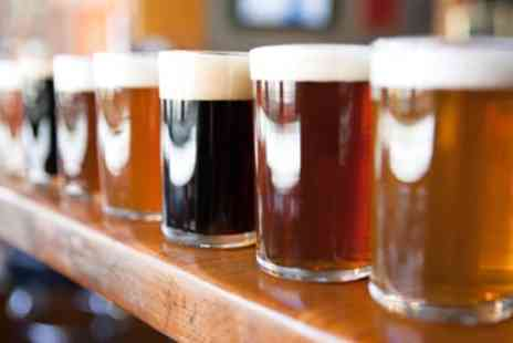 The National Brewery Centre -  Staffordshire Brewery Tour & Tastings for 2  - Save 47%