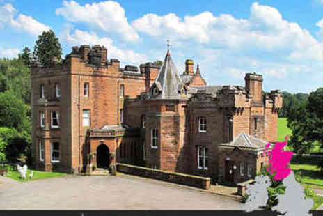 Friars Carse - One or Two Night Stay For Two With full Scottish breakfast - Save 47%