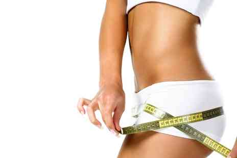 Knightsbridge Clinic - Cryogenic Lipolysis and Ultrasonic Cavitation on Up to Four Areas - Save 43%