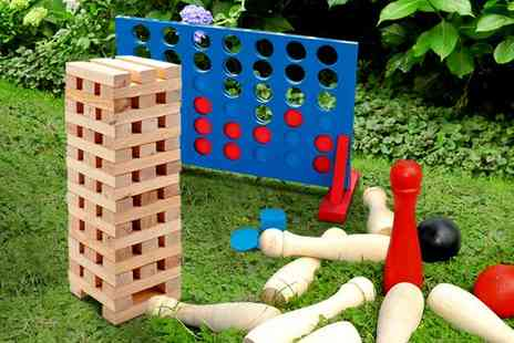 LivingSocial Shop - Four Garden Game Sets - Save 70%