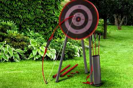 LivingSocial Shop - Garden Archery Set - Save 69%