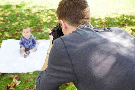 Photography By Nikki 4U - Bump To Baby Photoshoot - Save 89%