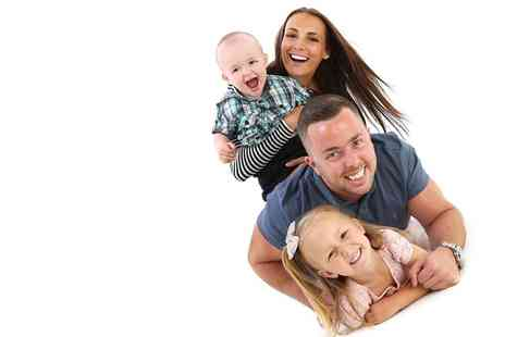 Brightside Photography Studios - Choice of Photoshoot with 10 Prints - Save 91%
