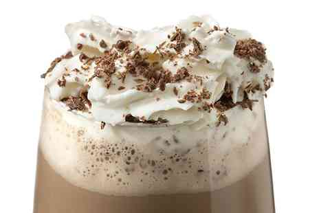 Shakes and Snacks - Chocolate Bar Tower Milkshake for One, Two or Four - Save 7%