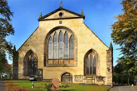 Greyfriars Kirk and Kirkyard Tour - Greyfriars Kirk and Kirkyard Tour for One or Two - Save 0%