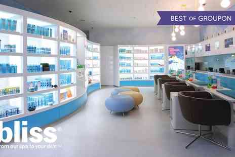 Bliss London - Bliss Spa, Sloane Avenue for Choice of Massage with Bubbly Plus Optional £30 Credit Towards Products  - Save 40%