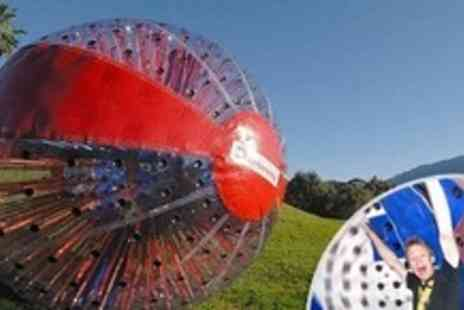 SphereMania.com - Harness Zorbing Experience - Save 50%