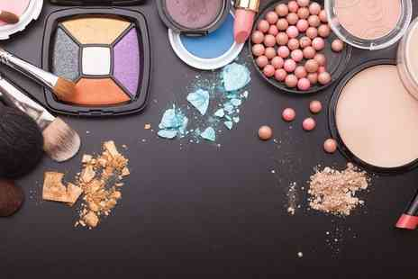 Time For Beauty - Make Up Masterclass For One or Two - Save 55%