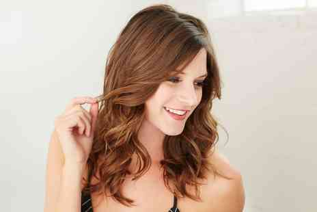 Cutting Company - Restyle, Finish and Conditioning Treatment Plus Half Head Highlights  - Save 0%