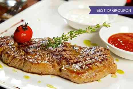 Jaspers Restaurant - Three Courses of English and Continental Cuisine For Two - Save 30%