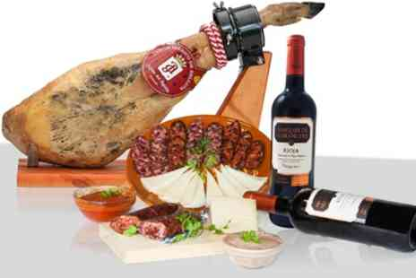 Monte Regio - Gourmet Spanish Cured Ham, Cheese and Wine Selections With Free Delivery - Save 51%