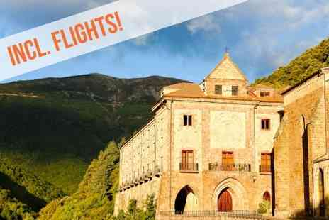 Spanish Wine & Cities -  Seven night road trip through Bilbao, Pamplona and La Rioja including hotels, breakfast, entrance to the Guggenheim, pintxo & wine, visits and tastings at three different wineries - Save 0%