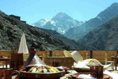 Le Village Du Toubkal & Spa - In Moroccan Mountains Two Night Stay For Two With Breakfast and Excursions - Save 70%