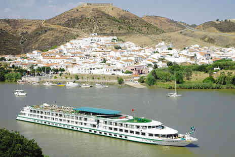 Andalucia River Cruise & Seville -  Seven nights Stay in a Middle Deck Stateroom - Save 34%