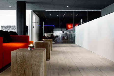 Carbon Hotel  - A sleek minimalist design in the green city of Genk  - Save 32%