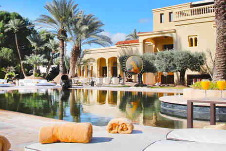 Palais Dar Ambre  - A palace fit for royalty in La Palmeraie - Save 60%