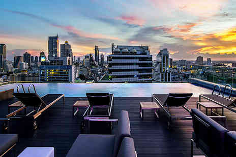 Amara Bangkok  - A haven of serenity amidst the chaos of Bangkok - Save 55%