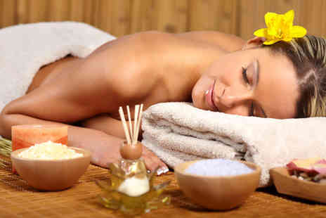Madame Butterfly Hair and Beauty - Full Body Hot Stone Massage - Save 43%