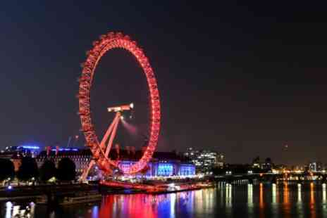 Marco Pierre Whites - Visit to the Coca Cola London Eye and Three Course Meal for Two  - Save 0%