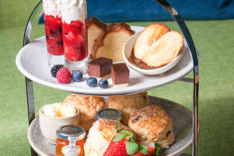 Brasserie Blanc - The View from The Shard and Sparkling Afternoon Tea for Two - Save 0%