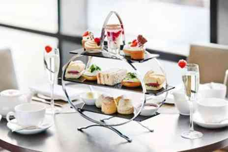 City Cafe - City Centre Afternoon Tea & Prosecco for 2  - Save 37%