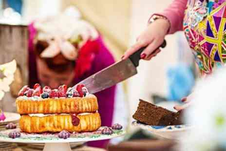 Foodies Festival - Foodies Festival Entry for 2  - Save 50%