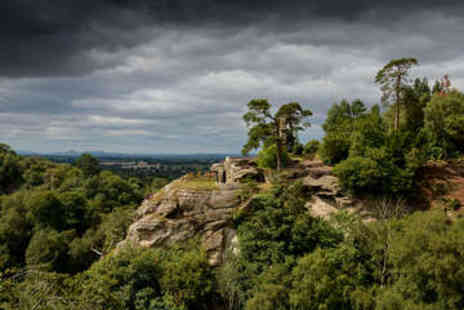 Hawkstone Park - Afternoon Tea and Entry to Hawkstone Park Follies - Save 54%