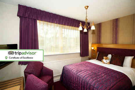 Best Western Fir Grove Hotel - Overnight Cheshire stay and breakfast for two - Save 50%