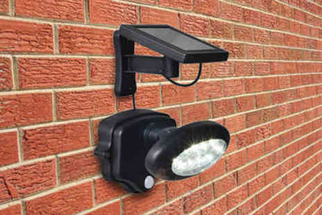 Solar Security Light - Solar Security Light - Save 57%