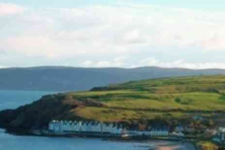 Antrim Glens Cottages - In Antrim Coastline Three Night Self Catering Stay For Up to Two - Save 50%