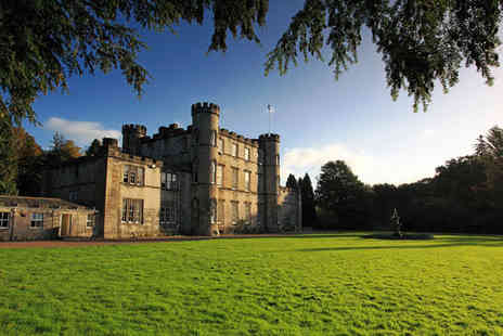 Melville Castle - Four Star 3 nights Stay in a Standard Room - Save 34%