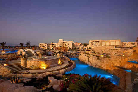 Kempinski Soma Bay - Five Star Seven nights in a Sea View Room - Save 62%