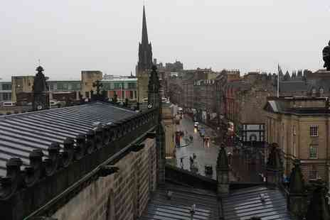 St Giles Cathedral - St Giles Cathedral Rooftop Tour For Up to Four - Save 0%
