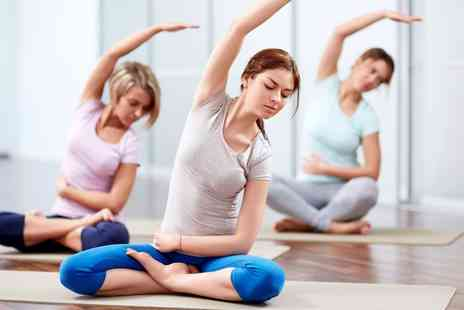Mother Natures Recipes - Five or Ten Yoga or Pilates Classes - Save 65%