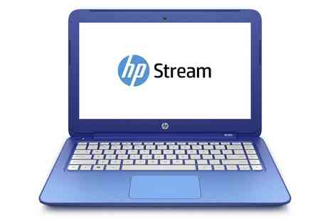 Cheapest Electrical - Refurbished HP Stream 13 c025na 13.3 Inch Laptop Intel Dual Core 32GB  eMMC 2GB RAM Windows 8.1 with Free Delivery - Save 0%