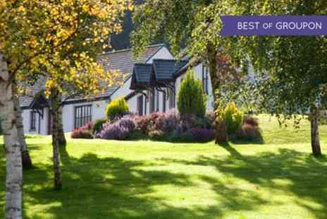 Moness Resort - Four Star Two Night Self Catering Cottage Stay With Leisure Access For Up to Four, Six or Eight  - Save 0%