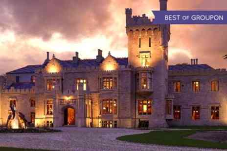 Solis Lough Eske Castle - Five Star Co. Donegal Stay For Two With Dining Credit, Breakfast and Spa Access - Save 0%
