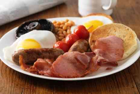 Willow Restaurant - Breakfast for Two or Four - Save 0%