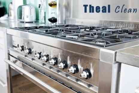 Theal Clean - Single Oven Cleaning - Save 64%