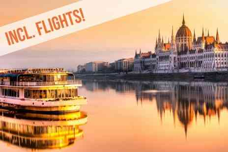 Lions Garden Hotel - Two, Three or Four nights Stay in a four star hotel in Budapest with return flights  - Save 0%
